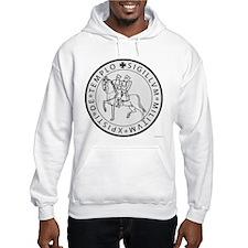 Templar Seal Hooded Sweatshirt