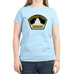 Sacto Sheriff Women's Light T-Shirt