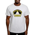 Sacto Sheriff Light T-Shirt