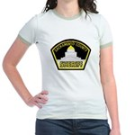 Sacto Sheriff Jr. Ringer T-Shirt