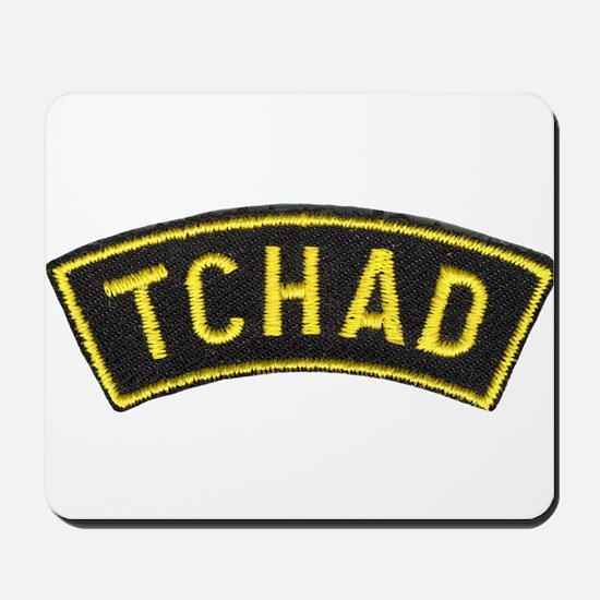 Tchad Legionaire Mousepad