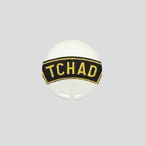 Tchad Legionaire Mini Button