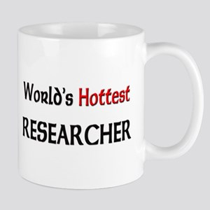 World's Hottest Researcher Mug