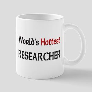 World's Hottest Researcher Mug