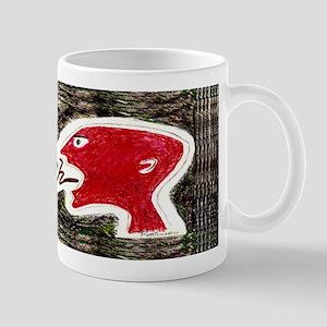 Enough! Redhead Mug