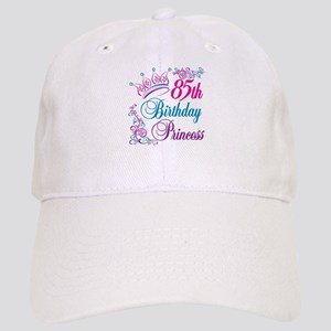 85th Birthday Princess Cap