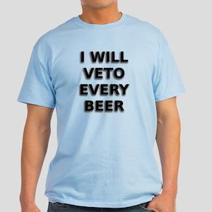 Light Beer Veto