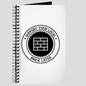 Support Brick Layer Journal