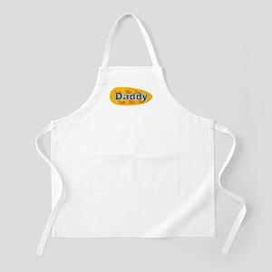 Triathlon Daddy BBQ Apron