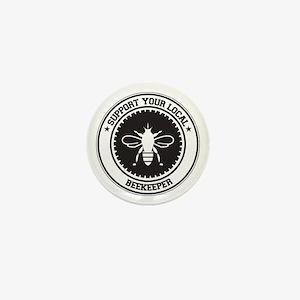 Support Beekeeper Mini Button