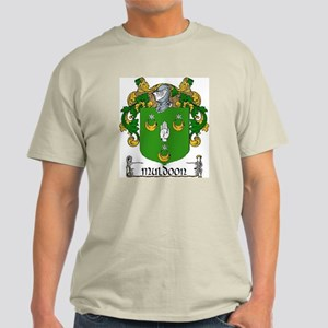 Muldoon Coat of Arms Light T-Shirt