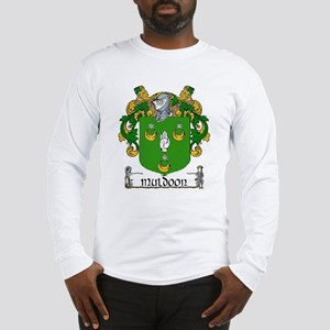 Muldoon Coat of Arms Long Sleeve T-Shirt