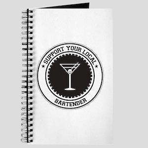 Support Bartender Journal