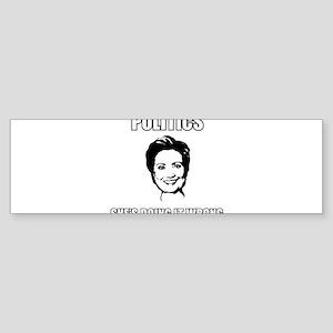 Hilary's Wrong Bumper Sticker