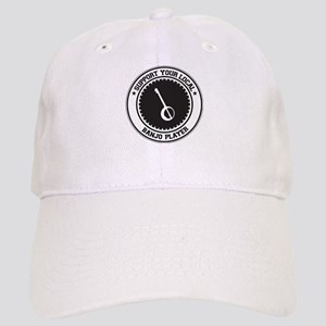 Support Banjo Player Cap