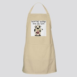 From The Herd, Drink Soy BBQ Apron