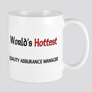 World's Hottest Quality Assurance Manager Mug