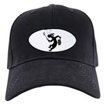 Kokopelli Cook Black Cap