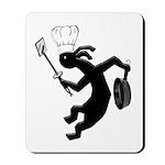 Kokopelli Cook Mousepad