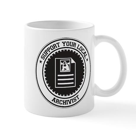 Support Archivist Mug