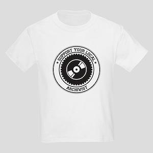 Support Archivist Kids Light T-Shirt