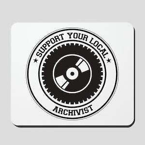 Support Archivist Mousepad
