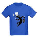 Kokopelli Cook Kids Dark T-Shirt