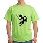 Kokopelli Cook Green T-Shirt
