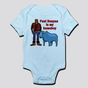 Paul Bunyan is My Homeboy Infant Bodysuit