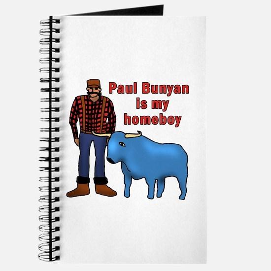 Paul Bunyan is My Homeboy Journal