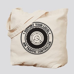 Support Air Traffic Controller Tote Bag