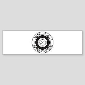 Support Air Traffic Controller Bumper Sticker