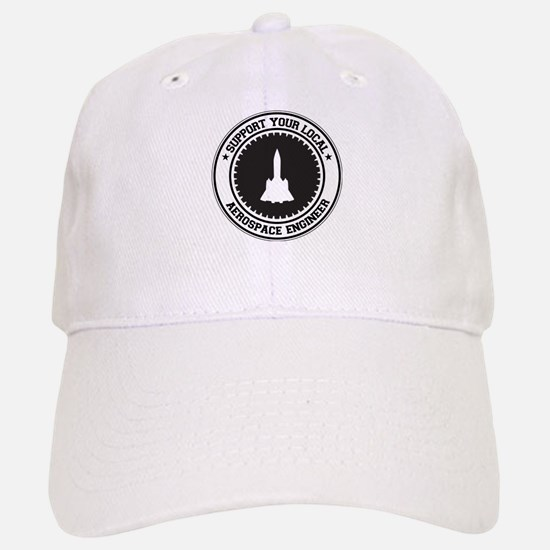 Support Aerospace Engineer Baseball Baseball Cap