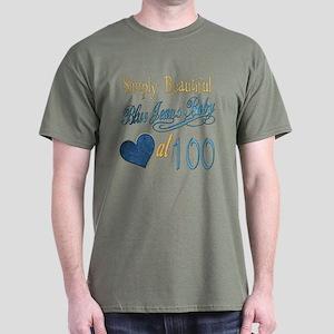 Blue Jeans 100th Dark T-Shirt