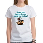 Sugarcat Hug Women's T-Shirt