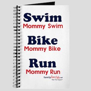 Triathlon Mommy Journal