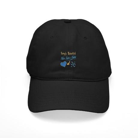 Blue Jeans 96th Black Cap
