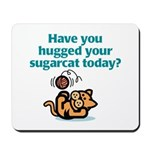 Sugarcat Hug Mousepad