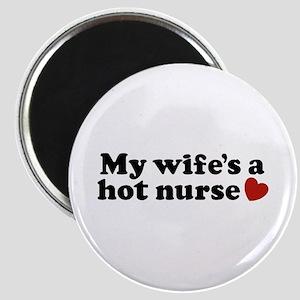 My Wife's a Hot Nurse Magnet