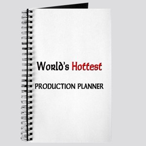 World's Hottest Production Planner Journal