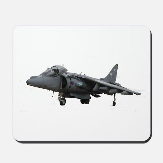 Harrier VTOL Jet Mousepad