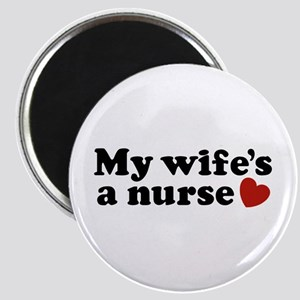 My Wife's a Nurse Magnet