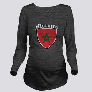 Moroccan Flag Designs T-Shirt