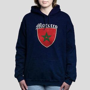 Moroccan Flag Designs Sweatshirt