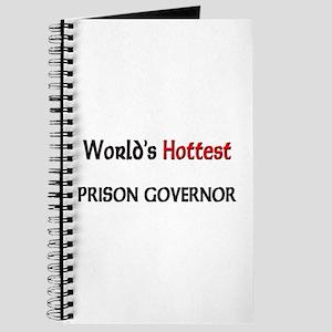 World's Hottest Prison Governor Journal