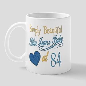 Blue Jeans 84th Mug