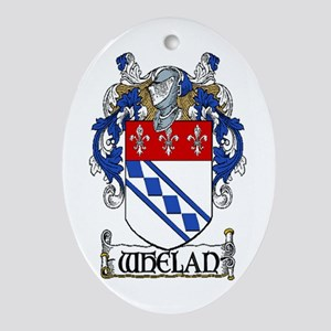 Whelan Coat of Arms Keepsake Ornament