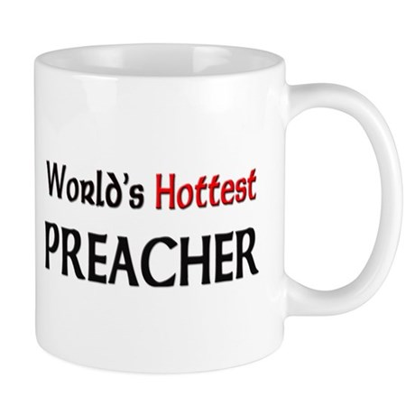 World's Hottest Preacher Mug