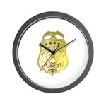 Private Detective Wall Clock