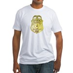 Private Detective Fitted T-Shirt